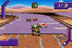 Hot Wheels - World Race (U)(Mode7)