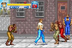 Final Fight One (U)(Mode7)
