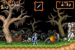 Super Ghouls N Ghosts (U)(Mode7)