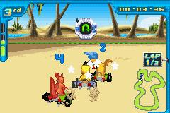 Digimon Racing (E)(Rising Sun)