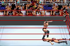 WWE - Road to Wrestlemania X8 (U)(Mode7)