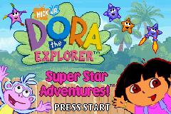 2 in 1 - Dora the Explorer - Pirate Pig's Treasure & Super Star Adventures (U)(Sir VG)