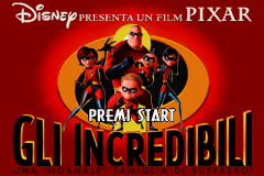 2 in 1 - Finding Nemo & The Incredibles (E)(Independent)