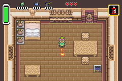 The Legend Of Zelda - A Link To The Past (U)(Mode7)