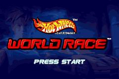 2 in 1 - Hot Wheels Stunt Track Challenge & Hot Wheels World Race (U)(Sir VG)