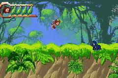 Disney's Tarzan - L'appel de la Jungle (F)(Patience)