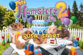 Petz - Hamsterz Life 2 (U)(Sir VG)
