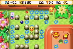 Bomberman Max 2 Blue (E)(Megaroms)