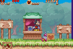 Disney's Magical Quest 2 Starring Mickey and Minnie (U)(Evasion)