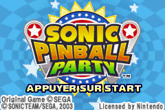 2 in 1 - Sonic Pinball Party & Sonic Battle (E)(Rising Sun)