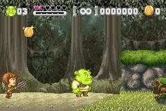 Shrek Hassle at the Castle (U)(Venom)