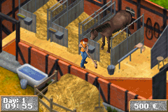 Horse and Pony - My Stud Farm (E)(Rising Sun)