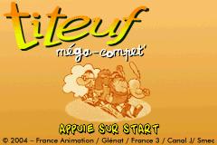 2 in 1 - Titeuf Ze Gagmachine & Titeuf Mega Compet (F)(Eternity)