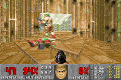 Doom II (U)(Mode7)