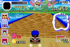 Konami Wai Wai Racing Advance (J)(Capital)