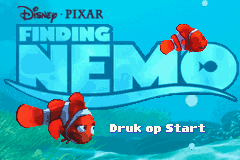 2 in 1 - Monsters en Co & Finding Nemo (N)(Independent)