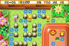 Bomberman Max 2 Blue Advance (U)(Mode7)