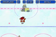 Backyard Hockey (U)(Rising Sun)