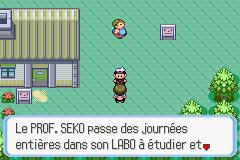 Pokemon Saphir (F)(paracox)