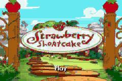 Strawberry Shortcake - Summertime Adventure (Special Edition) (U)(Sir VG)