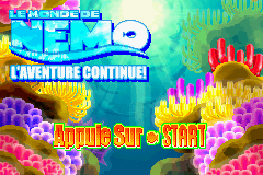 2 in 1 - Finding Nemo & Finding Nemo The Continuing Adventures (E)(Independent)