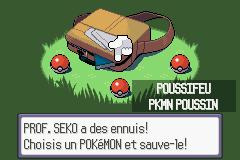 Pokemon Rubis (F)(Independent)