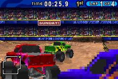 Monster Trucks Mayhem (U)(Sir VG)
