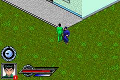 Yu Yu Hakusho - Spirit Detective (U)(Mode7)