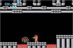 Classic NES - Metroid (U)(BatMan)