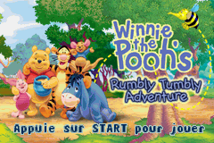 2 in 1 - Winnie the Pooh's Rumbly Tumbly Adventure & Rayman 3 (E)(Independent)