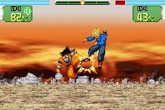 DragonBall Z - Supersonic Warriors (U)(Rising Sun)