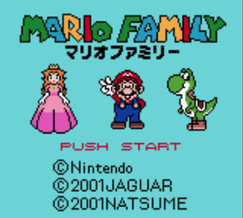 Mario Family (Japan)