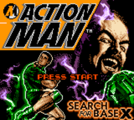 Action Man - Search for Base X (USA, Europe)