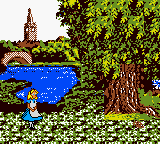 Alice in Wonderland (Europe) (En,Fr,De,Es)