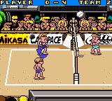 Power Spike - Pro Beach Volleyball (USA)