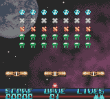 Space Invasion (Europe) (Unl)