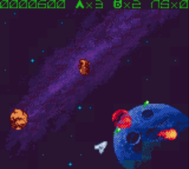 Asteroids (USA, Europe)