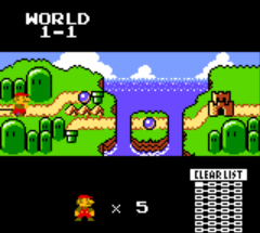 Super Mario Bros. Deluxe (Japan) (NP)