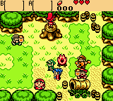 Legend of Zelda, The - Oracle of Seasons (USA)