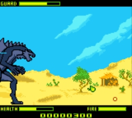 Godzilla - The Series - Monster Wars (Europe) (En,Fr,De)