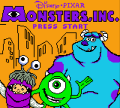 Monsters, Inc. (Europe) (En,Fr,It)