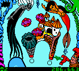Little Mermaid II, The - Pinball Frenzy (USA) (En,Fr,De,Es,It)