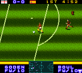 International Superstar Soccer 2000 (USA)