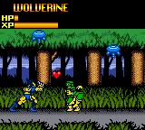 X-Men - Mutant Wars (USA)