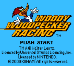 Woody Woodpecker Racing (USA)