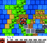 Game Boy Wars 3 (Japan)