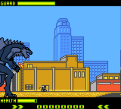 Godzilla - The Series (Europe) (En,Fr,De)