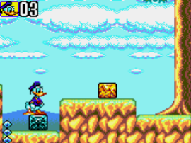 Deep Duck Trouble Starring Donald Duck (USA, Europe)