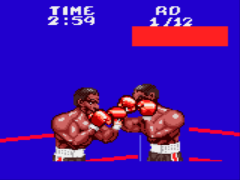 Riddick Bowe Boxing (Japan)