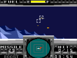G-LOC Air Battle (USA, Europe)